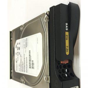 """N6-PS07-020 - EMC 2TB 7200 RPM SAS 3.5"""" HDD for VNXe3200"""
