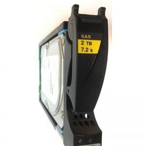 """NB-VS07-020 - EMC 2TB 7200 RPM SAS 3.5"""" HDD VNX5200, 5400, 5600,5800, 7600, 8000 series"""